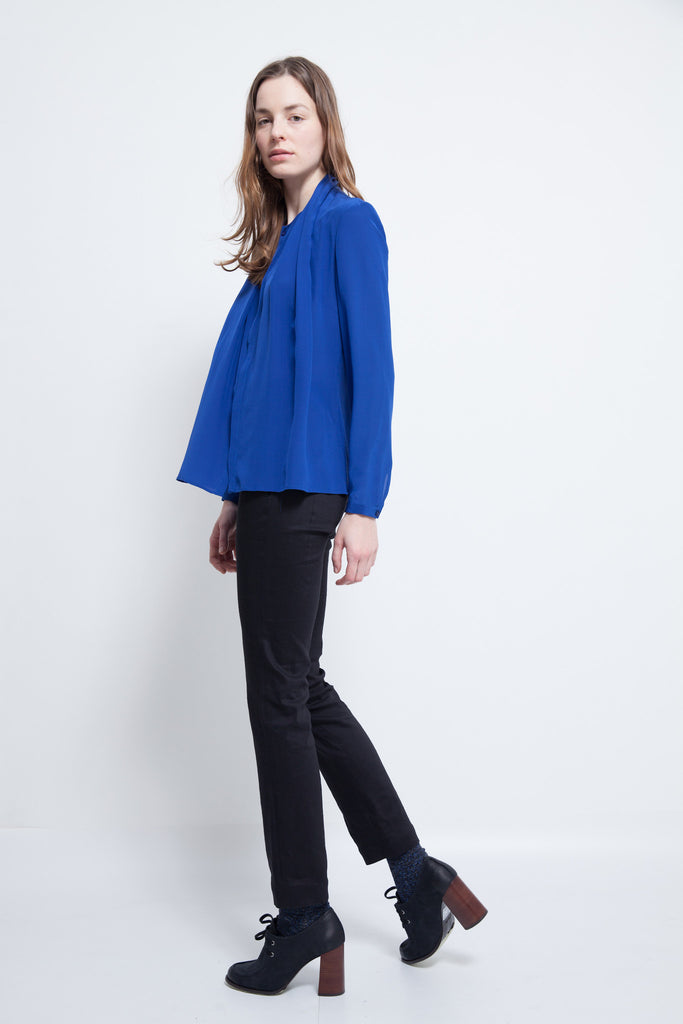 CRUBA - BERLIN FLEX BLOUSE | shop fashion in Berlin Mitte Auguststrasse 28 German Fashion Design onlineshop