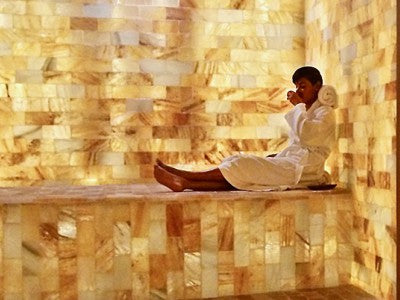 HALOTHERAPY - The Healthful Effects of Salt