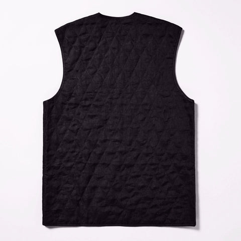 SCRT Black Winter Gilet
