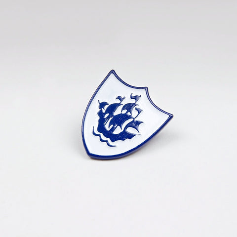 SCRT Blue Peter Pin