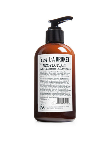 L:A Bruket Sage + Rosemary + Lavender Body Lotion No.124 (250ml)