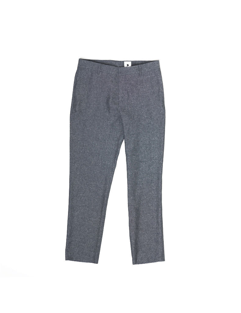 Delikatessen Tailored Grey Trousers