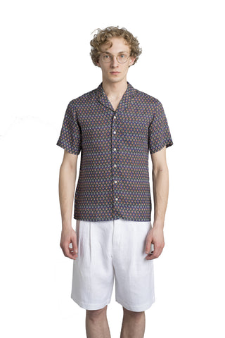 Delikatessen Hawaiian Short Sleeve Shirt