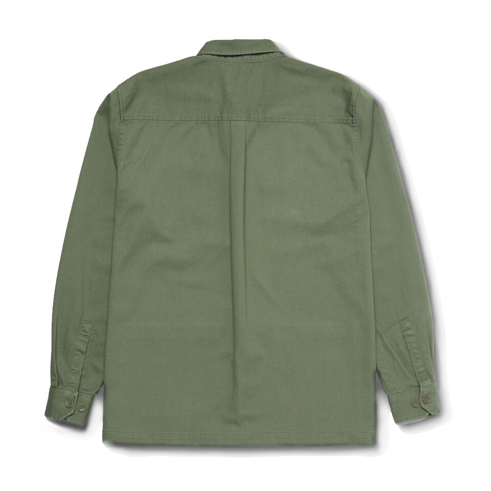 SCRT Green Cotton Jacket