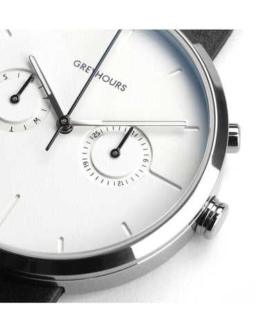 Greyhours Vision Shine Moon Watch