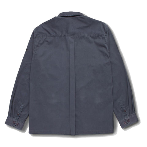SCRT Navy Cotton Workwear Jacket