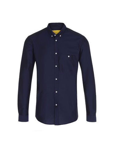 Journal Grit PC Navy Shirt