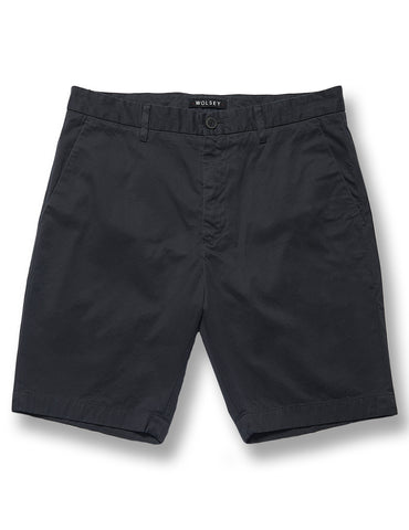 Wolsey Slim Fit Tailored Grey Cotton Short