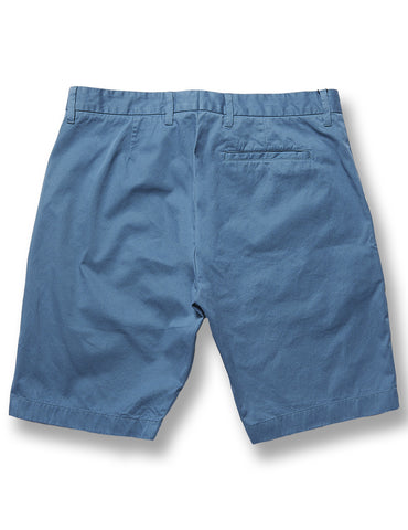 Wolsey Slim Fit Tailored Light Blue Cotton Short