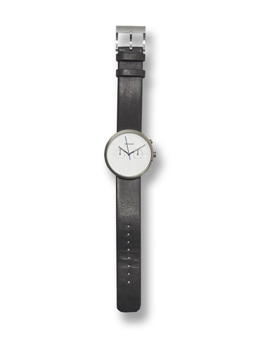 Greyhours Vision Classic Silver Watch