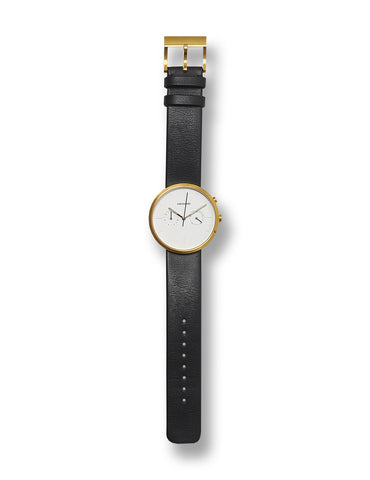 Greyhours Vision Classic Gold Watch