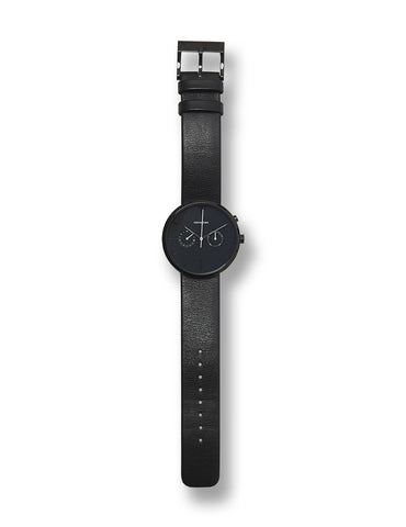 Greyhours Vision Shine Carbon Watch