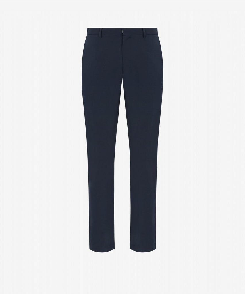 Wolsey Navy Cotton Trousers