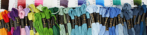 embroidery thread collection