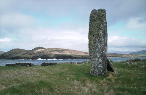 Standing stone, Kerry