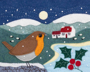 Robin Christmas cards