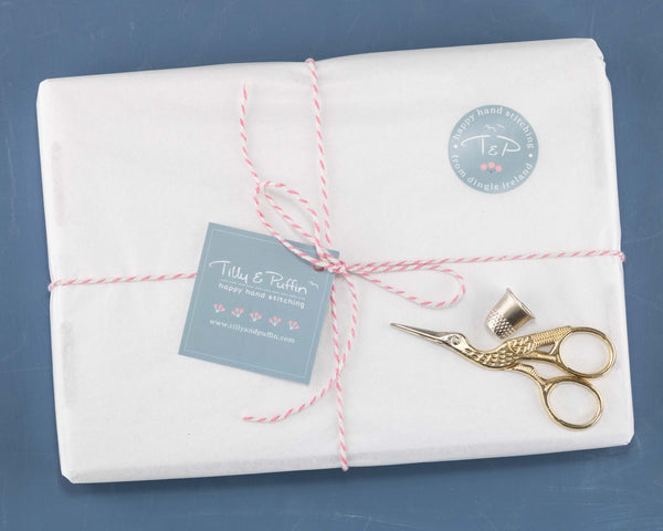 Tilly & Puffin kits gift packaging