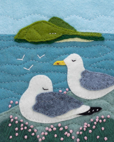 Seagull greeting cards
