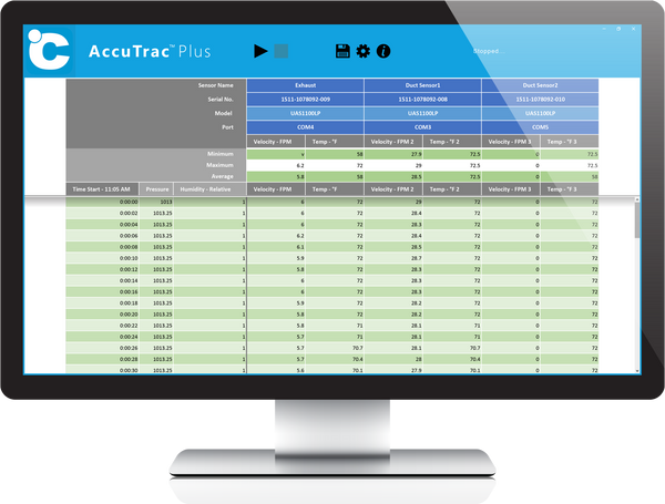 AccuTrac Software