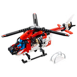 42092 Technic Rescue Helicopter V39