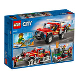 60231 City Fire Chief Response Truck V39