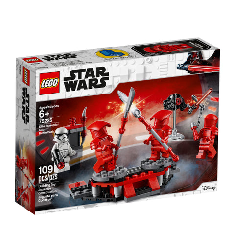 LEGO Star Wars: The Last Jedi Elite Praetorian Guard Battle Pack 75225