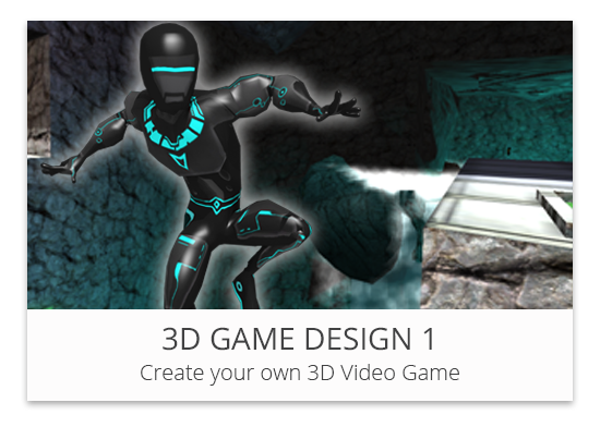 3D Game Design 1 - YouthDigital