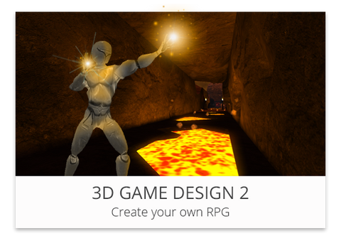 3D Game Design 2 - YouthDigital