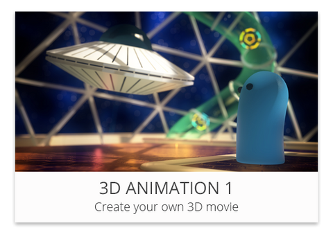 3D Animation 1 - YouthDigital