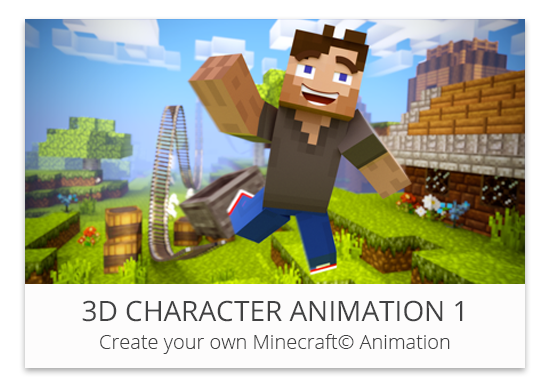 3D Character Animation 1 - YouthDigital