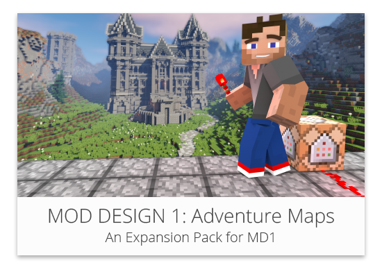 Mod Design 1: Adventure Maps