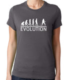 Evolution Musician T-Shirt-Men's - Clever Fox Apparel