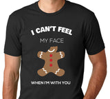 I Cant Feel My Face When Im With You T-Shirt-Men's - Clever Fox Apparel