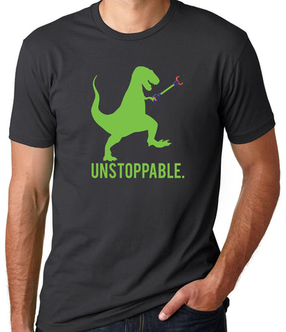 Unstoppable T-Shirt - Clever Fox Apparel