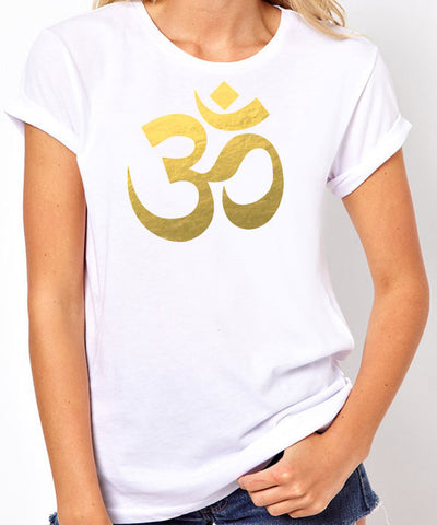 Om Yoga T-Shirt - Clever Fox Apparel