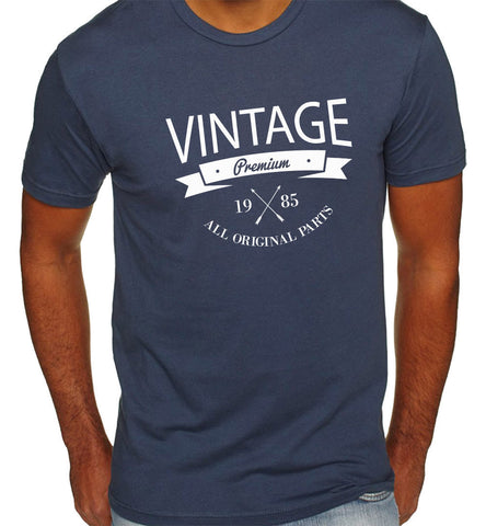 Vintage 1985 T-Shirt - Clever Fox Apparel