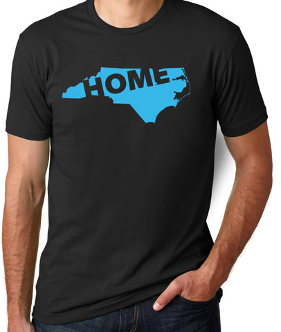 North Carolina Home T-Shirt-Men's