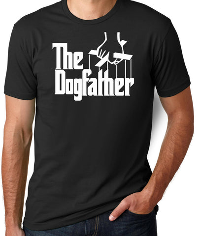 The Dogfather T-Shirt - Clever Fox Apparel