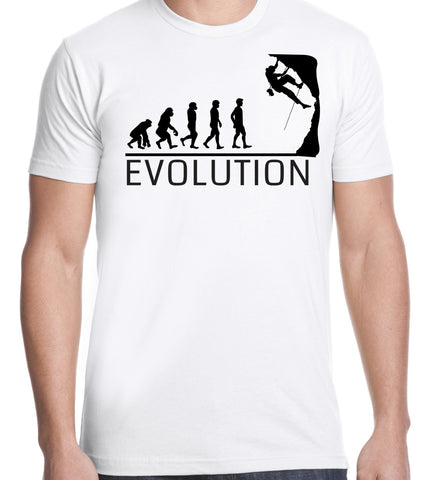 Evolution Climber Shirt-Men's - Clever Fox Apparel