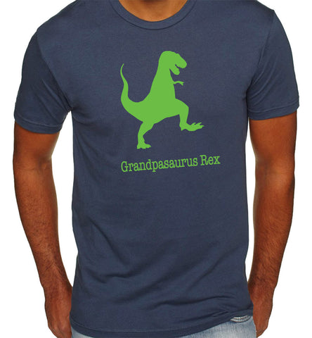 Grandpasaurus Rex T-Shirt - Clever Fox Apparel