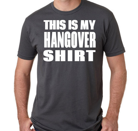 This is My Hangover Shirt Tee - Clever Fox Apparel