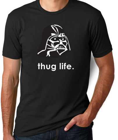 Darth Vader Thug Life T-Shirt - Clever Fox Apparel