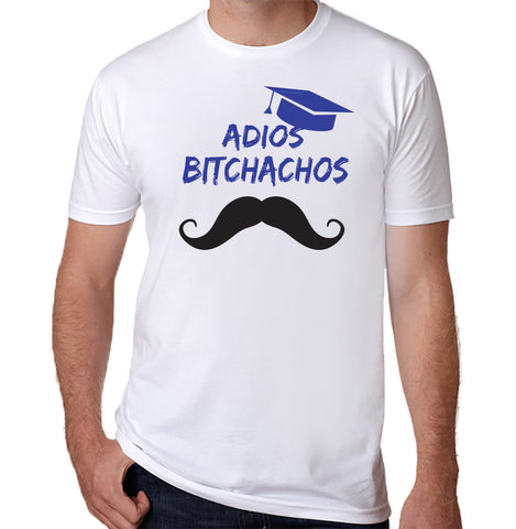 Adios Bitchachos T-Shirt-Men's - Clever Fox Apparel