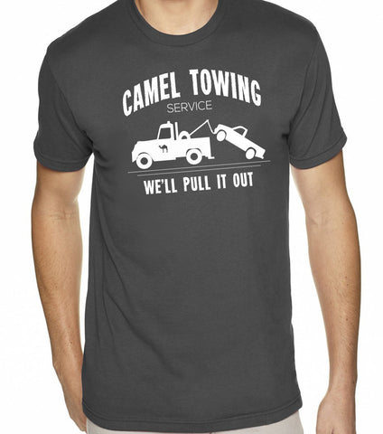 Camel Towing T-Shirt - Clever Fox Apparel