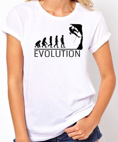 Evolution Climber Shirt-Women's - Clever Fox Apparel