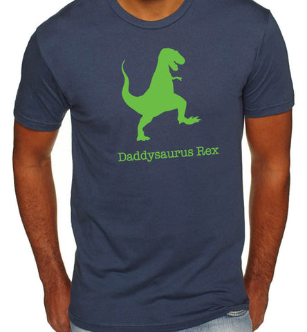 Daddysaurus Rex T-Shirt - Clever Fox Apparel