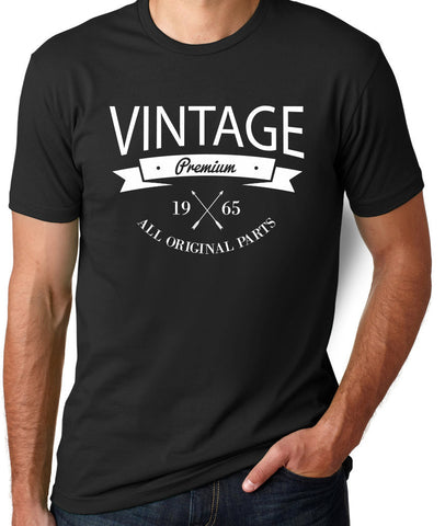 Vintage 1965 T-Shirt - Clever Fox Apparel