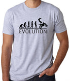 Evolution of the Motorcyclist T-Shirt - Clever Fox Apparel