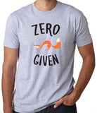 Zero Fox Given Shirt - Clever Fox Apparel