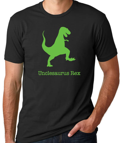 Unclesaurus Rex T-Shirt - Clever Fox Apparel